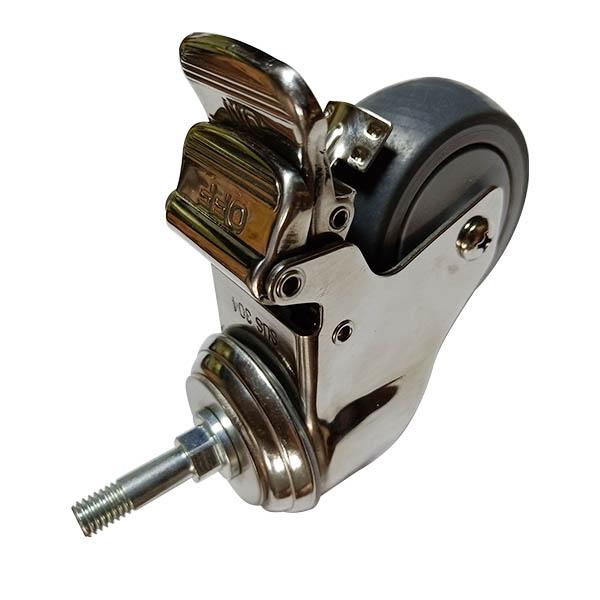 工业脚轮厂家脚轮轴承的应用范畴